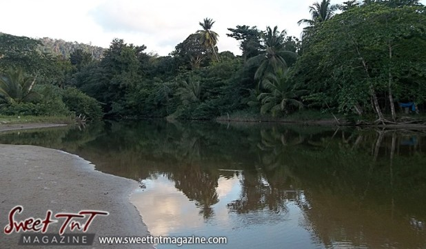Las Cuevas River in sweet T&T for Sweet TnT Magazine, Culturama Publishing Company, for news in Trinidad, in Port of Spain, Trinidad and Tobago, with positive how to photography.