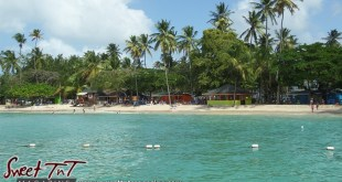 Pigeon Point Beach for article on Buccoo village and Pigeon Point in Tobago by Nerissa Hosein in sweet T&T for Sweet TnT Magazine, Culturama Publishing Company, for news in Trinidad, in Port of Spain, Trinidad and Tobago, with positive how to photography.