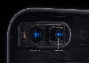 A demonstration of how the dual cameras works on the new iphone 7 plus Photo credit: forbes.com