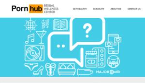 Pornhub Sexual Wellness Center