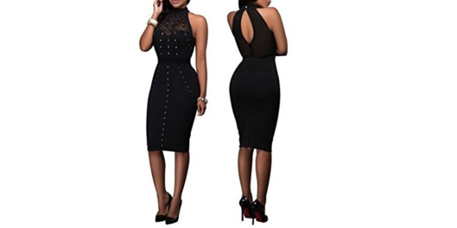 Black cocktail dresses