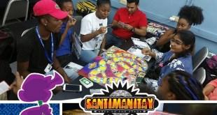 Le Platte Studios launches Carnival board game. Santimanitay board game.