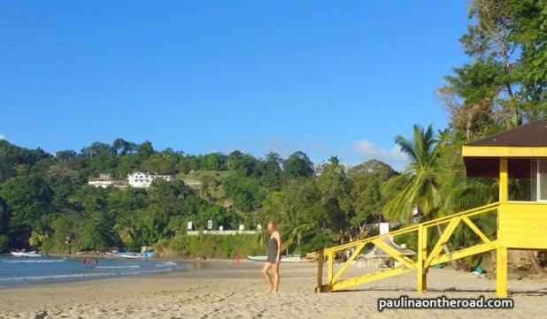 Sweet TnT Magazine - Paulina, yachtie, in Trinidad.