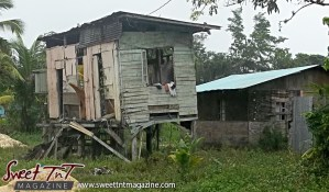 Poor living conditions