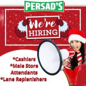 2020 Christmas Job Opportunity