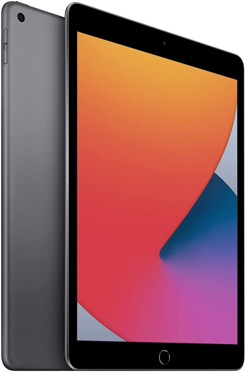 New Apple iPad (10.2-inch, Wi-Fi, 32GB) - Space Gray (Latest Model, 8th Generation), 20 best selling tablets