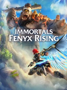 Google Stadia, Immortals Fenyx Rising