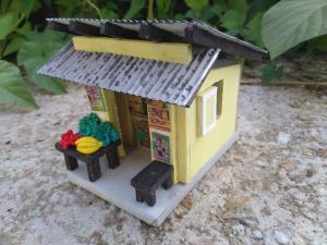 Miniatures of Vintage Trinidad and Tobago