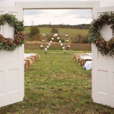 Country Chic Wedding by This Modern Romance