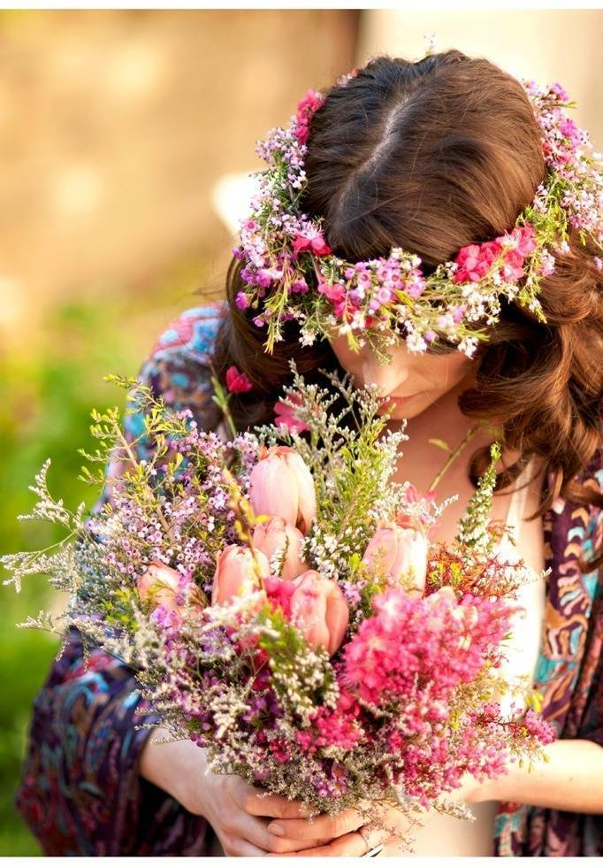 Midsummer Day Dream Inspired Shoot By Locally Grown Weddings