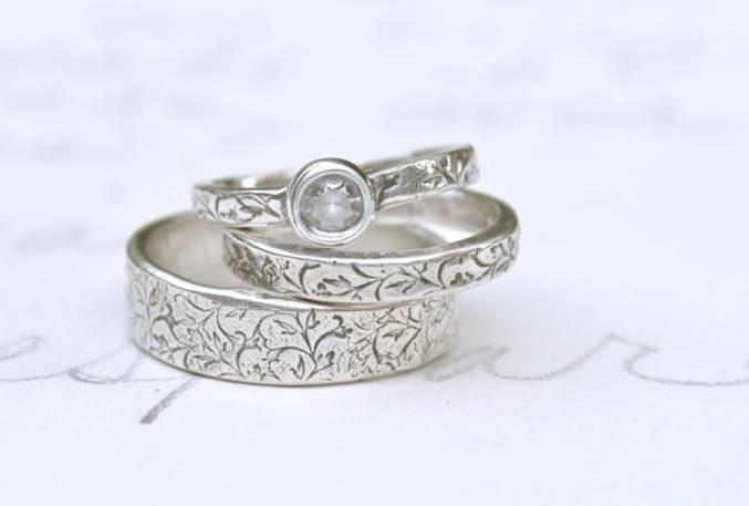 peaces of indigo white sapphire