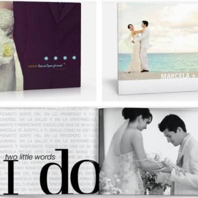 Make the Perfect Wedding Photo Book
