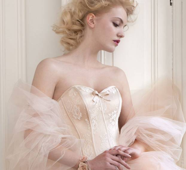 Powder Pink Wedding Dresses: Powder Pink 2013 Dress Collection By Atelier Aimee