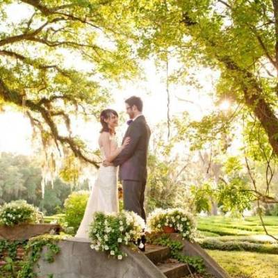 Afton Villa Gardens Wedding by Joie du Jour Photography