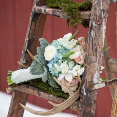 Winter Wedding Inspiration {from Wren Photography}