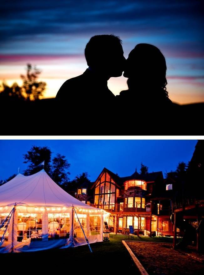 glenn house weddings at sunday river