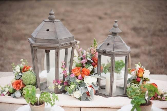 lantern wedding