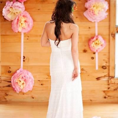 Celia Grace Eco Gowns 2014 {Sleaque Images Photography}
