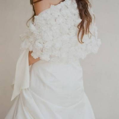 Wedding Day Adornments: Bridal Cover-Ups