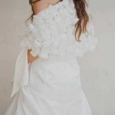 Wedding Day Adornments: Bridal Cover-Ups