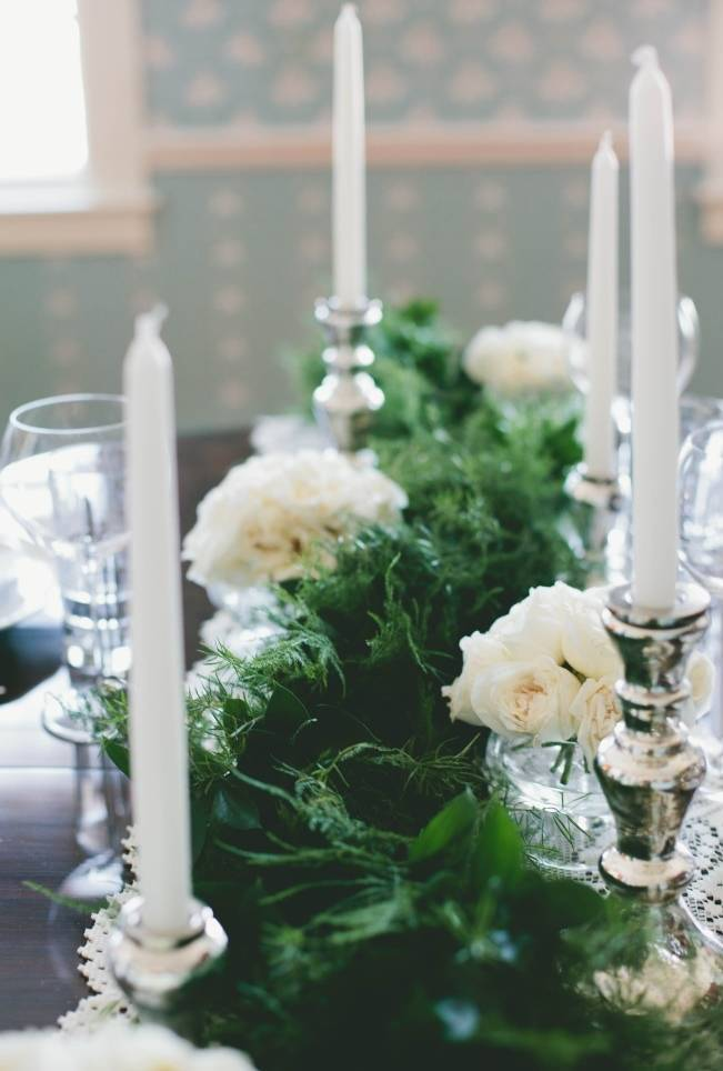 Lavender + Rosemary Winter Wedding Inspiration {Blue Jar Events + Jennifer Bakos Photography} 3_