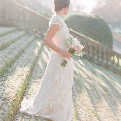 Rome Retreat: Bridal Shoot in Frascati, Italy {Buffy Dekmar}