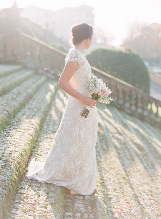 Rome Retreat Bridal Shoot in Frascati, Italy {Buffy Dekmar} 1
