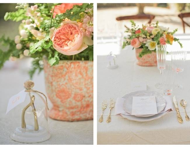 Peach + Coral Shoot at Holman Ranch {Carlie Statsky Photography} 12