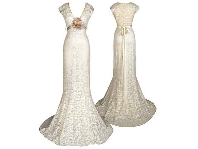 Crochet Wedding Dress Inspiration 10