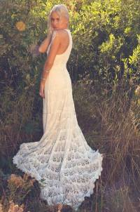 Crochet Wedding Dress Inspiration
