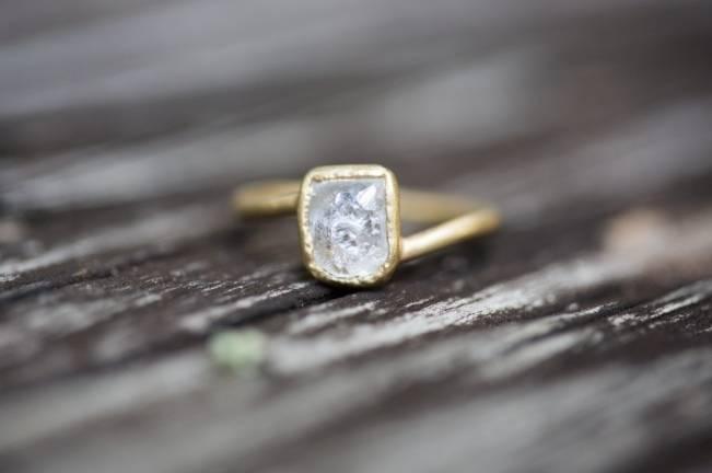 Nature + Vintage Inspired Louisiana Wedding {Heirloom Collective} 5