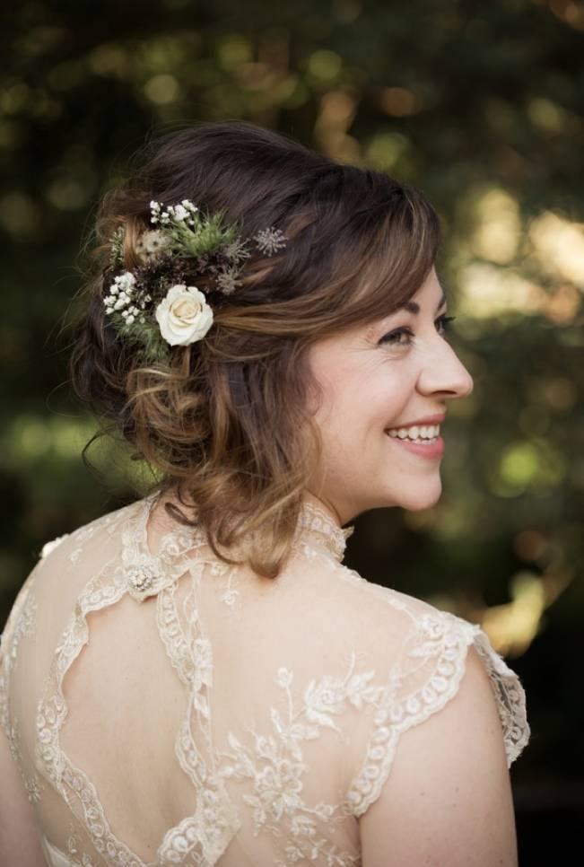 Nature + Vintage Inspired Louisiana Wedding {Heirloom Collective} 7