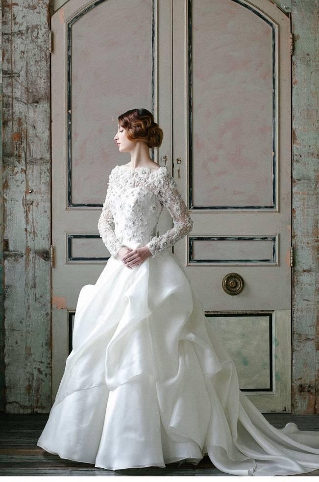 Sareh Nouri Spring 2015 Gown Collection 8