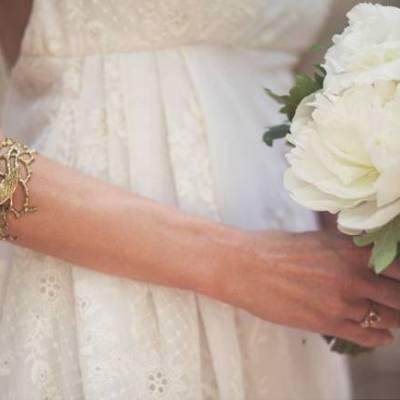 Charming DIY Woodsy Wedding {Bonnallie Brodeur Photographes}