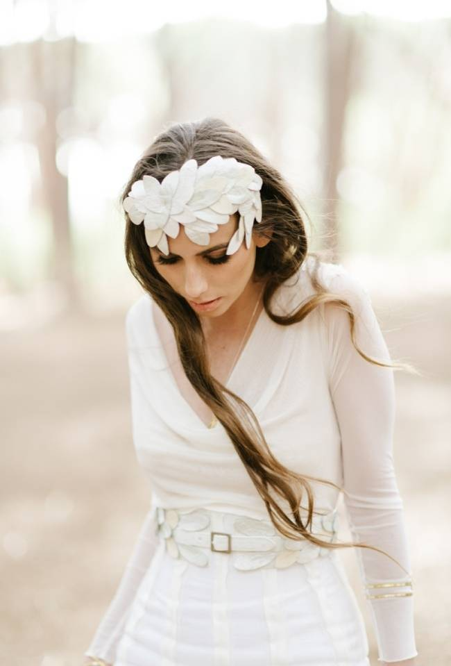 Enchanted Forest Styled Wedding Shoot Yolande Marx