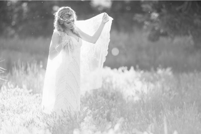 Natural Colorado Bridal Session {Matthew Irving Photography} 9