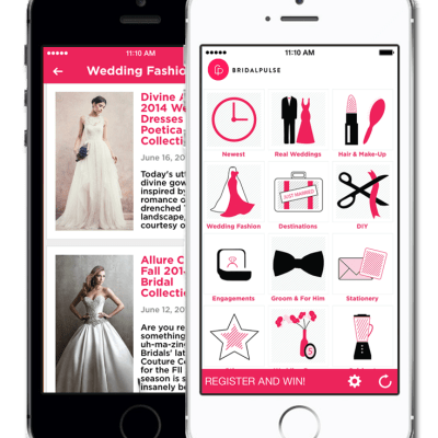 Introducing the New BridalPulse App!