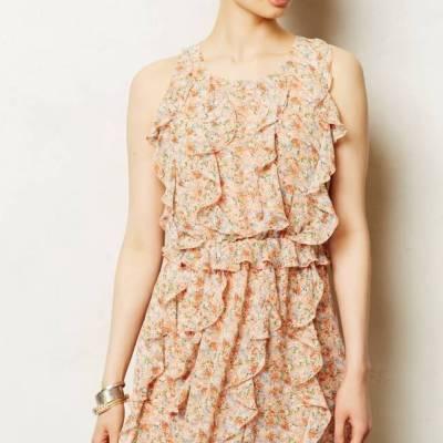 Floral Bridesmaid Dresses You'll Love