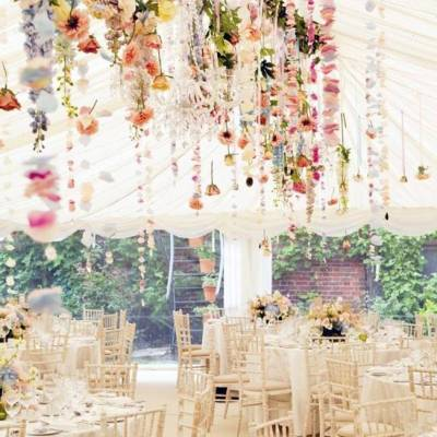 Inspirational Hanging Floral Installations