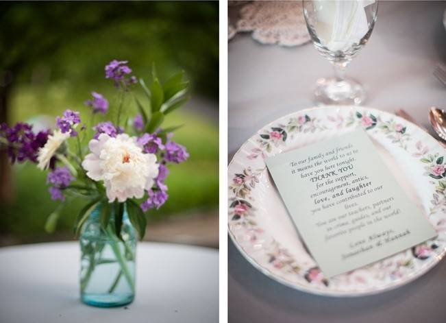 Turquoise + Purple Country Wedding {Bethany Snyder Photography} 21