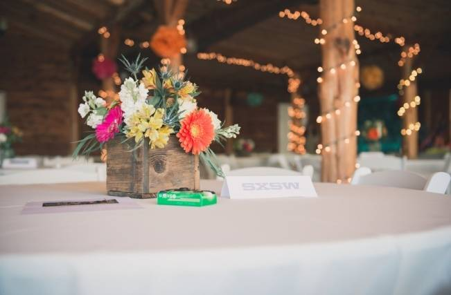 Music-Themed Scottish Wedding in Texas {Rememory Photography} 19