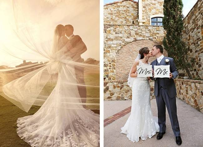 Vintage-Inspired Wedding at Bella Collina {Heather Rice Photography} 14