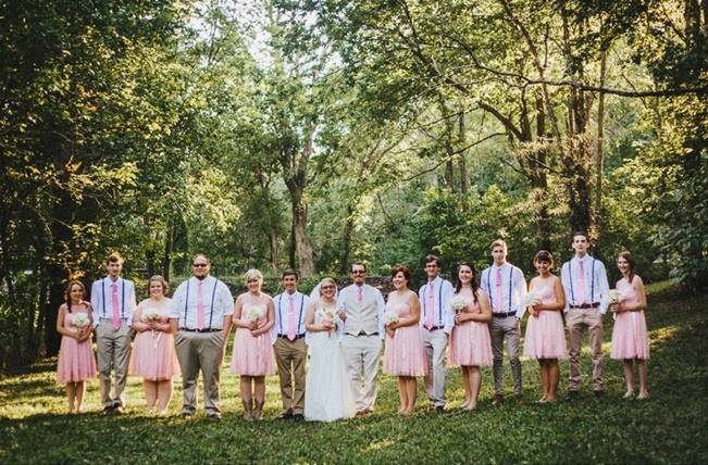 Backyard DIY Kentucky Wedding {Cassie Lopez Photography} 13