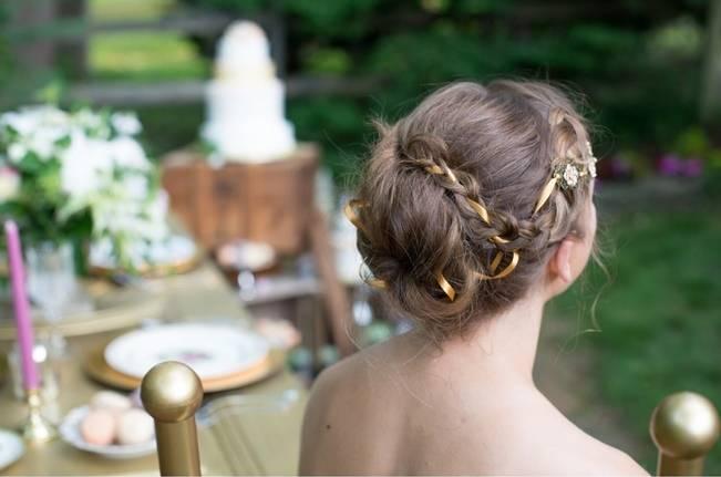 Cliffside Garden Styled Wedding {Joy Michelle Photography} 12