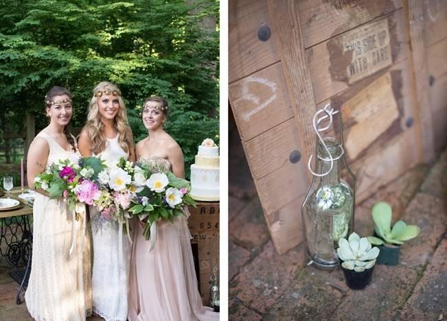 Cliffside Garden Styled Wedding {Joy Michelle Photography} 9