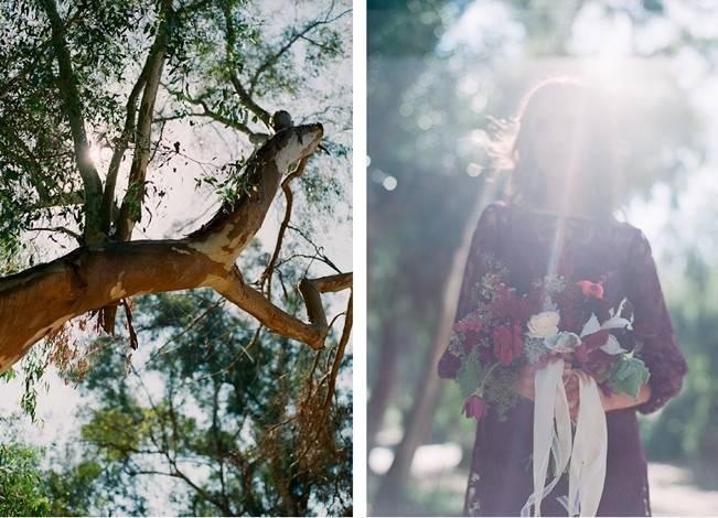 Elegant Red Alfresco Wedding Inspiration {Carmen Santorelli Photograhy} 11