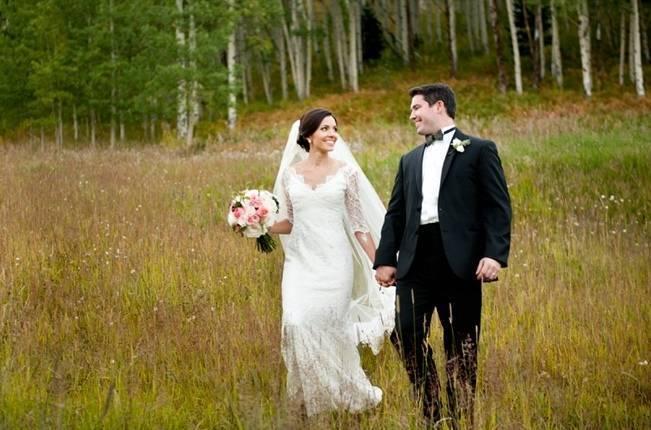 Rustic Beaver Creek Wedding at Beano's Cabin {Brinton Studios} 5