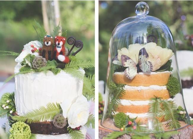 Rustic Sequoia National Park Wedding at {Carly Short Photography} 19