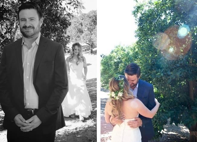 Backyard Vintage Boho Wedding {Christina O'Brien Photography} 4