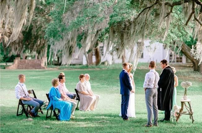 Charming Southern Wedding at Litchfield Plantation {Pasha Belman Photography} 10